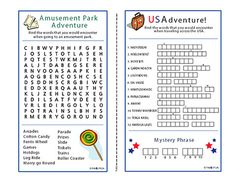 Travel Activity: Backseat Boredom Busters (Printable Activity for Kids) | Spoonful