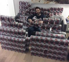 Charlie Cox asked Funko for a couple Daredevil Pops to take to children's hospitals, here's what they sent