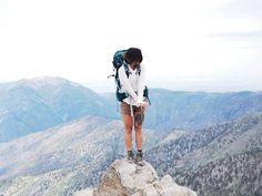 Devil's Backbone Trail, Mt. Baldy