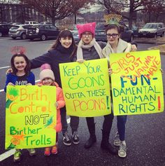 A Sign of the Times: If You're Gonna Protest, You Best Bring the Puns | WIRED