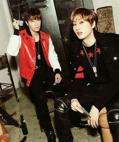 DongHae y EunHyuk