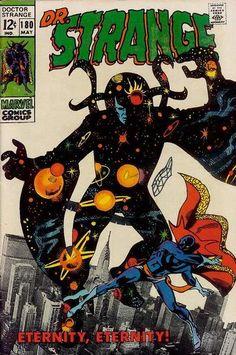 Doctor Strange # 180 by Gene Colan, Tom Palmer & Steve Ditko