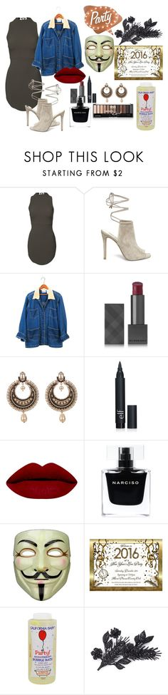 """Untitled #497"" by suana123 on Polyvore featuring Steve Madden, Burberry, Givenchy, Narciso Rodriguez, Chicnova Fashion, California Baby, Valentino, Dot & Bo, women's clothing and women's fashion"