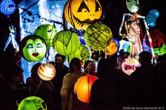 chantelle-rytter | Halloween Lantern Parade