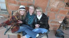 Shondra, Bonnie, & Pamela loving life and sharing their truths with you. YOU can re-write your story.