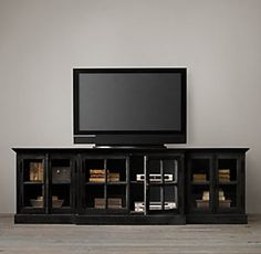 French Casement Media Collection | Restoration Hardware