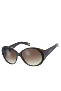 Marc Jacobs Oversized Marble Sunglasses
