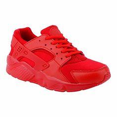 Herren Damen Sneaker Sportschuhe Lauf Freizeit Runners Fitness Low Schuhe Rot/Damen EU 36 - http://on-line-kaufen.de/fusskleidung/36-eu-herren-damen-sneaker-sportschuhe-lauf-low-19