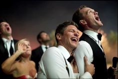 NPH and David Burka, getting married and being ADORABLE.