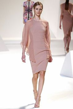 Paris Fashion Week 2012 Ellie Saab
