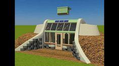 Video: Simple Survival Model Earthship - Türkçe Açıklamalı Root Cellar, Earth Homes, Earthship, Survival, Ships, House Design, Future, Lifestyle, Architecture