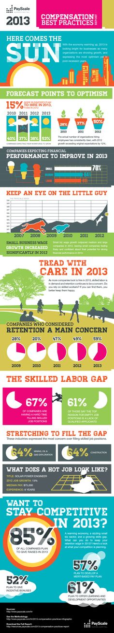 PayScale 2013 Compensation Best Practices Report