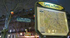 A qui appartient la carte du métro parisien?   Slate Metro Paris, France, Google, Subway Map, Cards, French