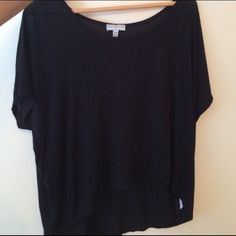 Black soft shirt Perfect condition. Comfortable Cotton On Tops Tees - Short Sleeve