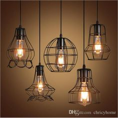 Luxurious track lighting pendant, hanging lights online of different crystal design, find your favorite  new arrivals retro iron pendant light loft lamps e27 birdcage led industrial pendant lights hanging lamp fixture bar cafe restaurant store from chricyhome and enjoy the new look of your house with ball pendant light.