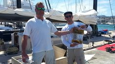 Happy crew in Palma with their new Yachting Pages Delivers pack Happy, Image, Ser Feliz, Being Happy