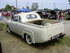 "1950 Ford ""Ute"" from Australia"