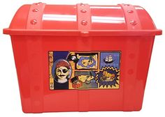Storage Sheds - Starplay Pirate Treasure Chest Red * You can find out more details at the link of the image. (This is an Amazon affiliate link)