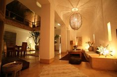 Riad De Vinci & SPA Marrakech Located in the heart of the historic and cultural centre of Marrakech and 10 minutes drive from the famous Jemaâ-el-Fna Square, Riad De Vinci & SPA welcomes you in a typical setting with its spa including hammam and massages.