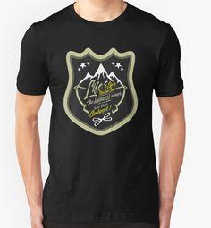 'Life is like a mountain climb' T-Shirt by Black-Fox Life Is Like, Climbing, Fox, Mountain, Mens Tops, T Shirt, Black, Fashion, Supreme T Shirt