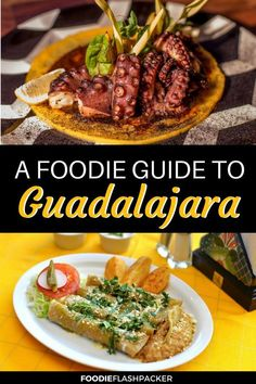Best Guadalajara Restaurants: A Foodie Guide to Guadalajara, Mexico - Guadalajara's food scene blew me away! I was seriously impressed with nearly every place I tried during my visit, from street food to fine dining. Check out where to eat in Guadalajara! Tulum Mexico, Jalisco Recipe, Tequila Guadalajara, Mexico Vacation, Mexico Travel, Italy Vacation, México Riviera Maya, Baja California Mexico, Mexico Food