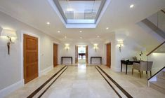 6 bedroom detached house for sale in Grove Road, Beaconsfield, Buckinghamshire, - Rightmove. New Homes For Sale, Property For Sale, Alno Kitchen, House Plans Uk, Spa Rooms, Brick Facade, Reception Rooms, Detached House, Solar Panels