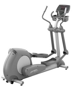 The home version of Life Fitness' popular health club model, the Life Fitness Club Series Elliptical Cross-Trainer delivers a remarkably pure, natural elliptical motion. It provides a total body workout with synchronized upper- and lower-body movement that will help you burn more calories with less perceived exertion--even more than other lower-body only elliptical machines...
