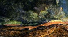 The Destruction of Sodom and Gomorrah, Henry Ossawa Tanner