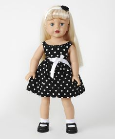 Loving this Turning Heads Favorite Friends  18'' Doll on #zulily! #zulilyfinds