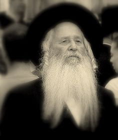 A Chasidic Rabbi, an important person in the structure of Judaism. Not to be confused with a priest, a Rabbi has the same rights as any other Jewish male. Rabbi's are simply teachers, sufficiently educated in Jewish Law to settle questions, disputes, and other issues in the community.