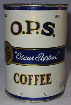 O.P.S. Coffee