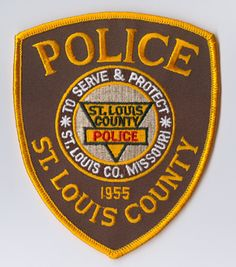 St. Louis County Police patch