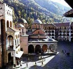 Rila Monastery, Bulgaria - love it there in the mountains