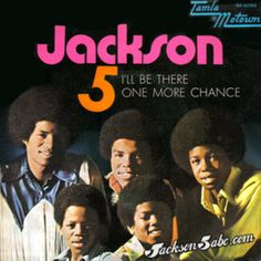 """On Oct. 17, 1970, the Jackson Five started a five week run at No.1 on the US singles chart with """"I'll Be There."""" The song was written by Berry Gordy, Bob West, Hal Davis and Willie Hutch. """"I'll Be There"""" was The Jackson Five's fourth #1 hit in a row, following """"I Want You Back"""", """"ABC"""", and """"The Love You Save."""" 
