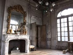 18th century patina