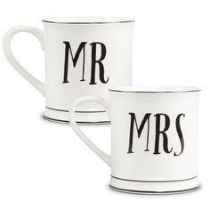Mugg - Mr / Mrs