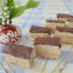 Krispie Treats, Rice Krispies, Poppy Cake, Breakfast Recipes, Muffin, Sweets, Healthy, Dios, Gummi Candy