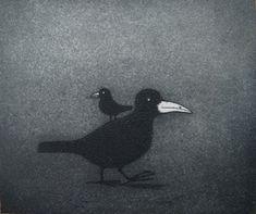 Birds 2, Helsinki, Cute Animals, Printing, Illustration, Art, Pretty Animals, Art Background, Cutest Animals
