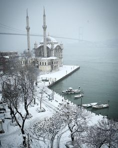 (notitle) The post appeared first on Urlaub. Istanbul City, Istanbul Travel, Visit Istanbul, Beautiful Places To Travel, Wonderful Places, Mekka Islam, Places Around The World, Around The Worlds, Mosque Architecture