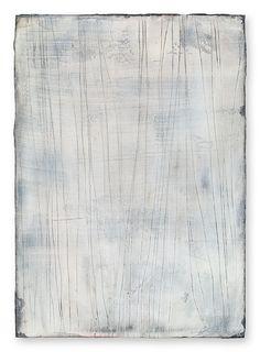 YAMANOBE Hideaki *1964 Wisp of Rain, 2016-No. 3 Acrylic on canvas 2016