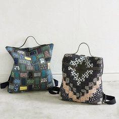 Navajo Anna sack No.5 나바호 애나삭 No.5 #퀼트앤돌디자인 #애나스튜디오 #가방디자인 #애나백 #애나삭 #퀼트 #패치워크 #퀼트가방 #퀼트백팩 #퀼트배낭 #quiltndolldesign #annastudio #patchwork #quilt #handquilting #annabag #annasack #backpack #navajo