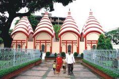 400-year old Dhakeswari Temple in Old Dhaka