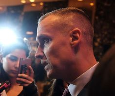Trump's Strongarm Campaign Manager Lewandowski Kicked to Curb... JUN 20 2016