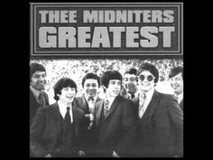 Another blast from the past!   THE TOWN I LIVE IN - THEE MIDNITERS