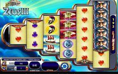 Výherný automat Zeus 3 ponúka obrovský jackpot a to vo výške 15,000 €. http://www.hracie-automaty.com/hry/vyherne-hracie-automaty-zeus-3 #HracieAutomaty #zeus3 #hry #Vyhra #jackpot