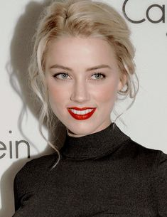 Shared by Marianna. Find images and videos about amber heard and jason momoa on We Heart It – the app to get lost in what you love. Girl Celebrities, Beautiful Celebrities, Gorgeous Women, Celebs, Amber Heard Hair, Amber Heard Style, Amber Heard Images, Amber Head, Danish Girl