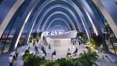 china architecture Zaha Hadid Architects Wins Competition to Build HQ For Chinas Largest Smartphone Company Architectes Zaha Hadid, Zaha Hadid Architects, Luz Natural, China Architecture, Architecture Office, Futuristic Architecture, Sustainable Architecture, Melbourne Apartment, Win Competitions