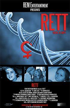 RETT SENDROMU- 2. PİN:  Rett Syndrome Research Trust