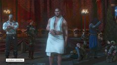 Sexy Dancing Dijkstra Gif by Video Games Funny, The Witcher 3, Wild Hunt, Tv Series, Dance, Mad, Polish, Dancing, Vitreous Enamel