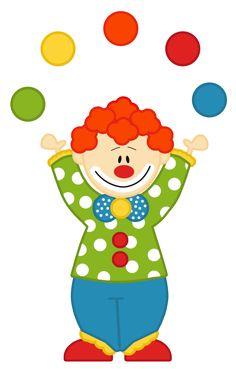 Palhaos de circo - Search result: 120 cliparts for Palhaos de circo Art Drawings For Kids, Drawing For Kids, Art For Kids, Crafts For Kids, Carnival Themes, Circus Theme, Circus Party, Le Clown, Clown Faces